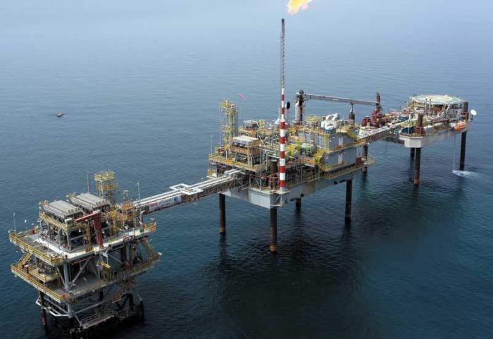 Kingdom Dokha oil field UAE