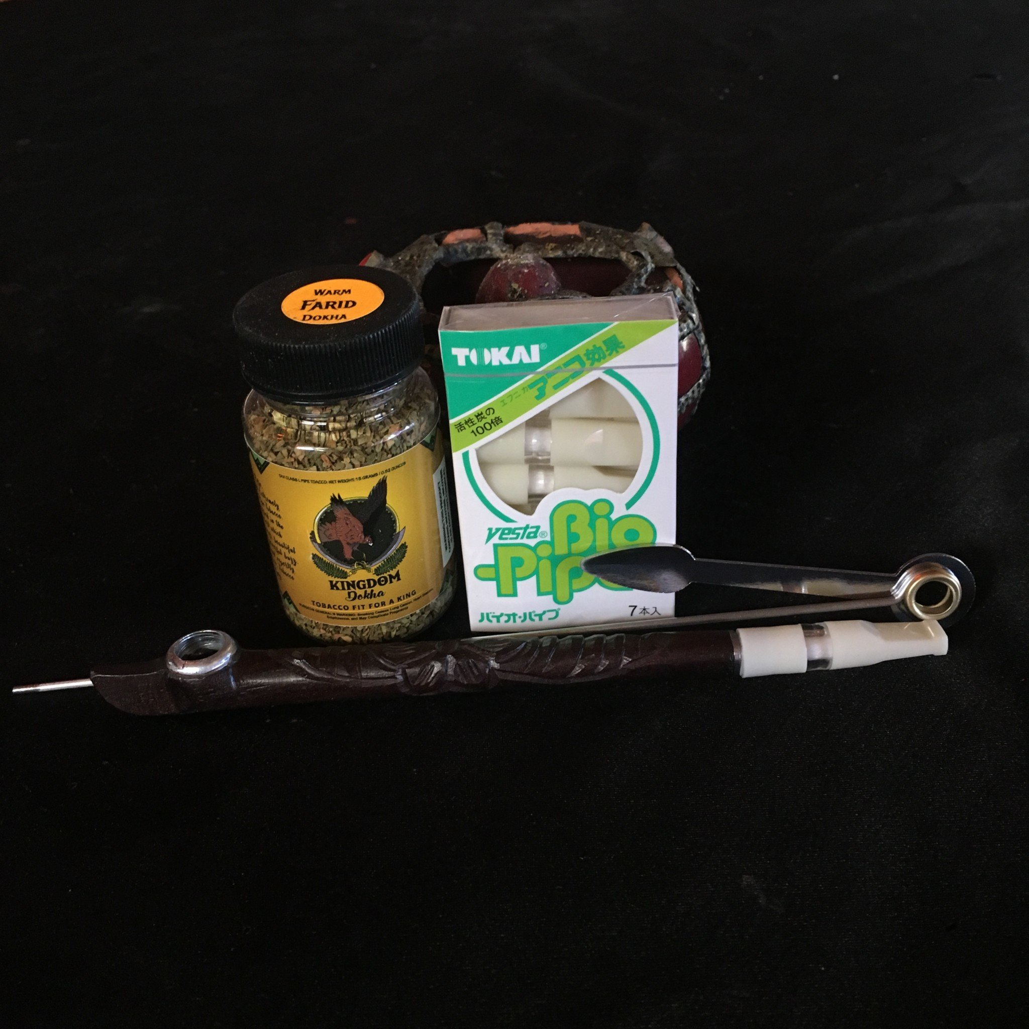 Dokha Starter Kit Kingdom Dokha